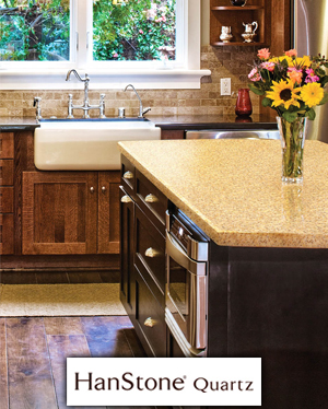 HanStone Quartz - Countertops at Abbey Van Dam Carpet and More in Marysville